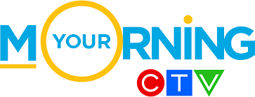 Sara Smeaton CTV Your Morning Logo