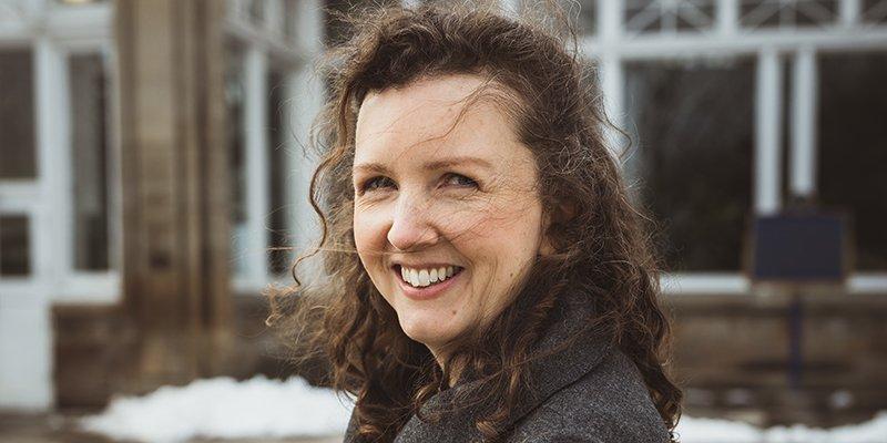 Portrait of Photographer Melanie Gordon