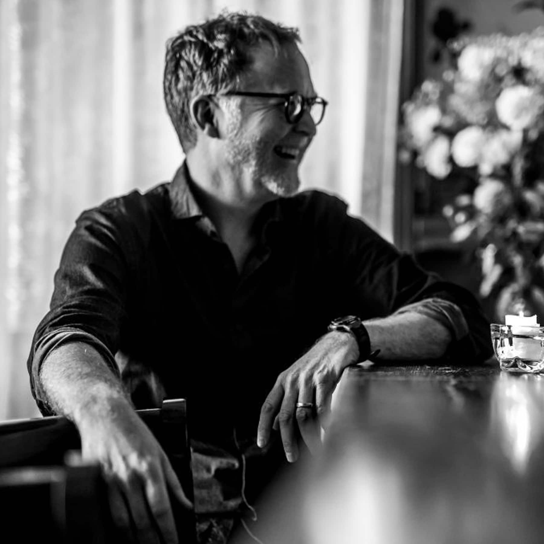Alan Dilworth, Artistic Director, Necessary Angel Theatre Company