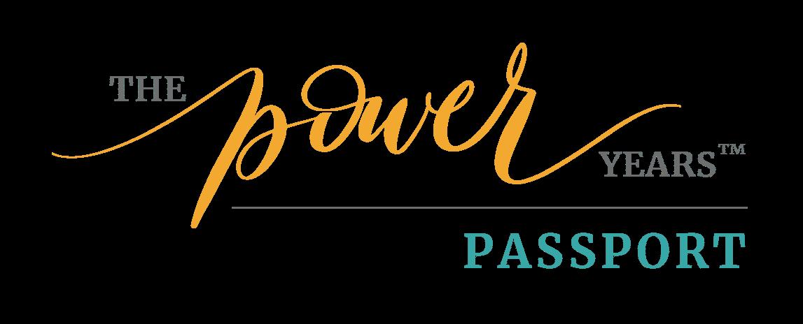 The Power Years™ Passport logo