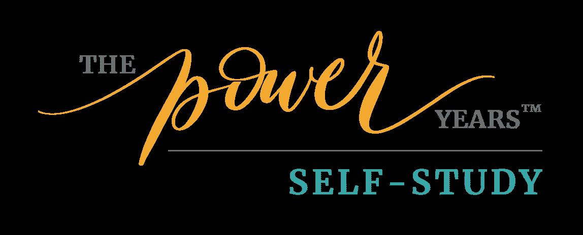 The Power Years™ Self-Study logo