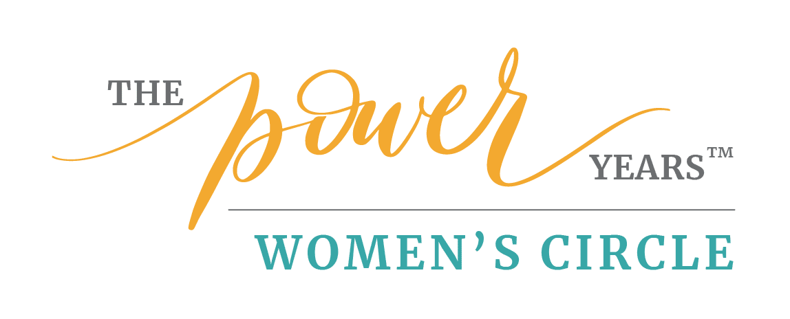 The Power Years™ Women's Circle logo